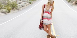 Try Cute Dresses to Wear With Cowboy Boots