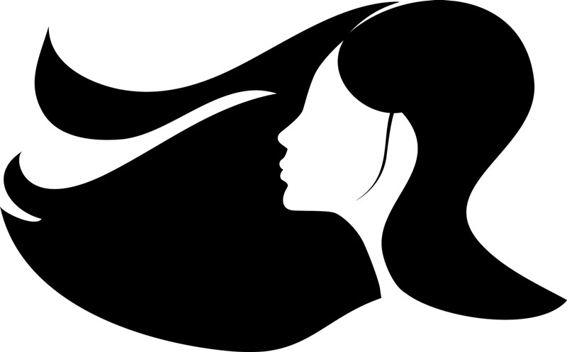 woman with long black hair f1sHoYd  L - 10 Buns for Those with Short Hair