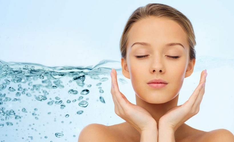 Health Benefits of Drinking Water for Skin