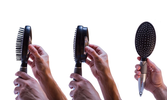 How to clean hair brushes and combs?