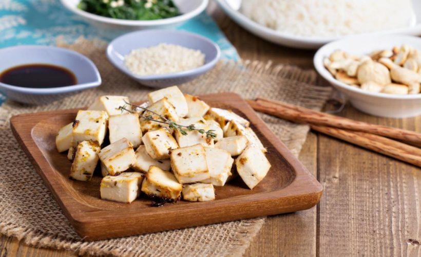 7 Health Benefits of Tofu
