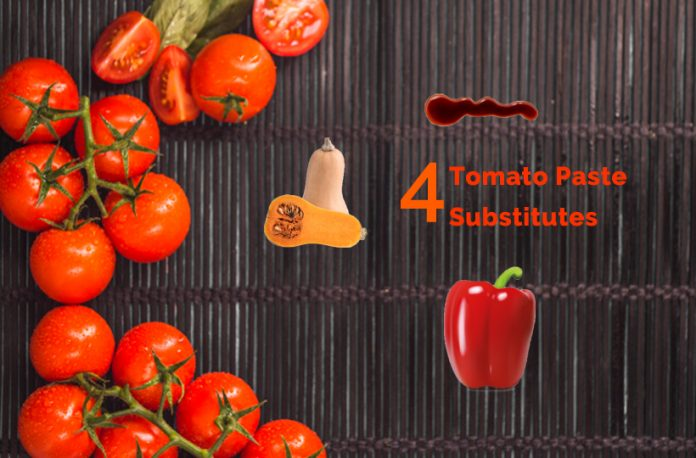 Top 4 Tomato Paste Substitutes