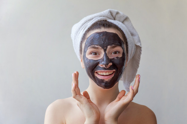 beauty portrait woman applying black nourishing mask face 80942 5 - How can we use Emollients