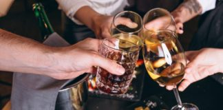 Quit alcohol to improve mental health in women
