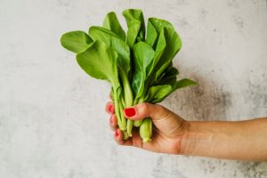 Spinach supplement good for muscle strength