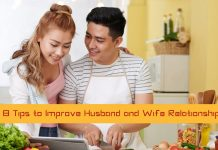 8 Tips to Improve Husband and Wife Relationship