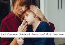 7 Common Childhood Illnesses and Treatments