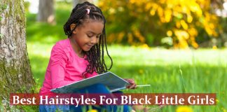 5 Best Hairstyles for Black Little Girls