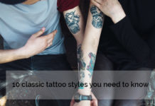 10 classic tattoo styles for stylish taste