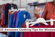 10 Awesome Clothing Tips for Women
