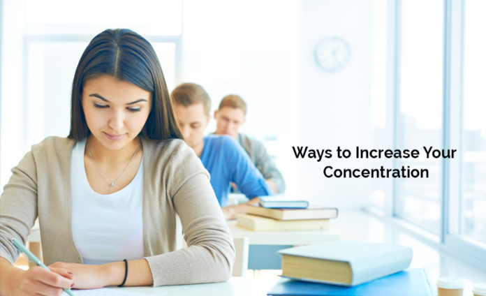5 Ways to Increase Concentration