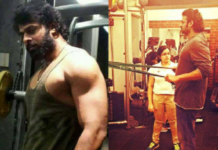 Actor Prabhas Routine Workout & Diet Plan Secrets