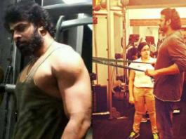 Actor Prabhas Routine Workout & Diet Plan Secrets