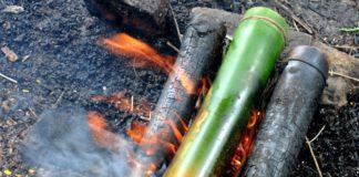 How to Prepare Bamboo Chicken Recipe Village Style?