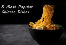 8 Most Popular Chinese Dishes