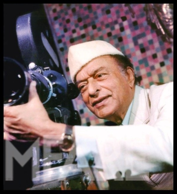 Shantaram Rajaram Vankudre founder of Prabhat film company Be An Inspirer - Top 10 directors of all time  Indian Cinema