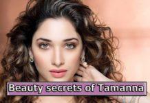 Interesting Beauty secrets of Tamanna