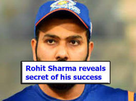 Rohit Sharma reveals secret of his success as Test open