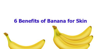 6 Benefits of Banana for Skin