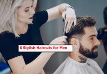 6 Stylish Haircuts for Men