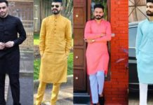 8 Kurta Pajama Styles for Men and Boys