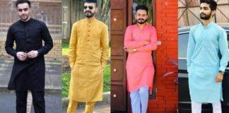 8 Kurta Pajama Styles for Men and Boys