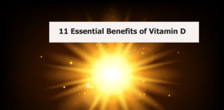 11 Essential Benefits of Vitamin D