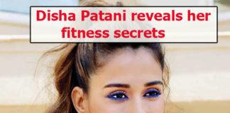 Disha Patani reveals her fitness secrets