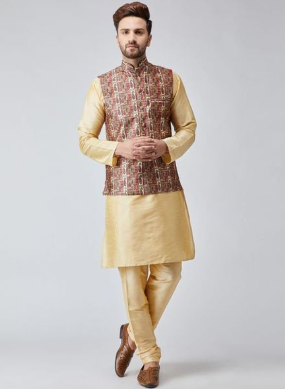 e2d77ab52f4b14daba608e75a875a123 - 8 Kurta Pajama Styles for Men and Boys
