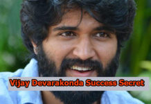 Vijay Devarakonda Success Secret
