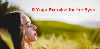 5 Yoga Exercise for the Eyes