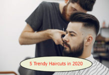 5 Trendy Haircuts in 2020