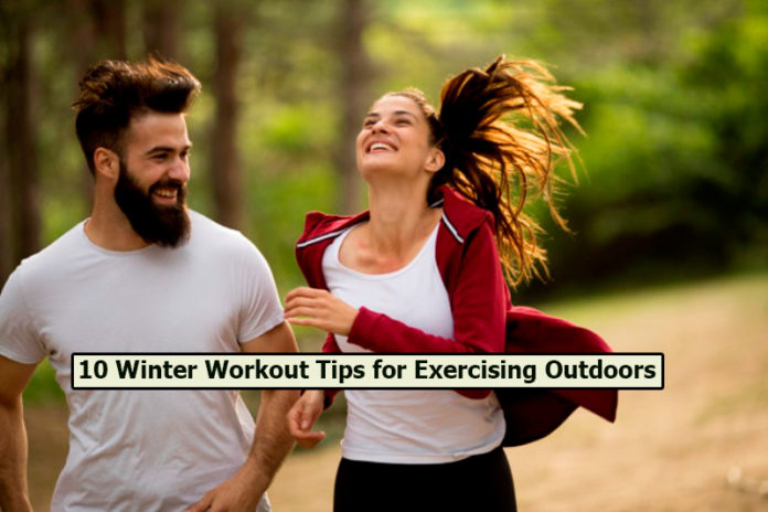 10 Winter Workout Tips for Exercising Outdoors