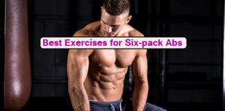 5 Best Exercises for Six-pack Abs