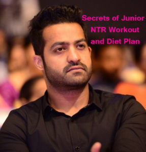 Junior NTR 287x300 - Secrets of Junior NTR Workout and Diet Plan