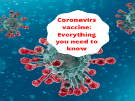 Coronavirus vaccine: Everything you need to know