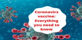 Coronavirusvaccine:Everythingyouneedtoknow