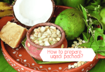 How to prepare ugadi pachadi?