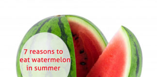 7 reasons to eat watermelon in summer
