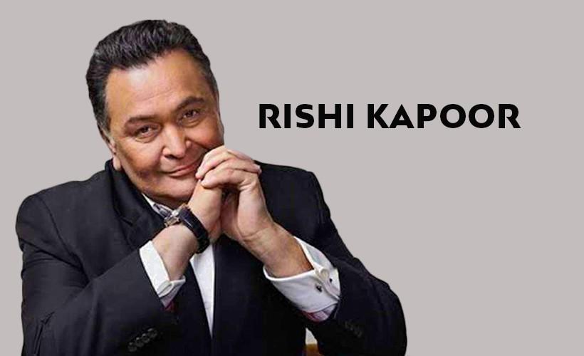 Rishi Kapoor - Nagendra Gadamsetty
