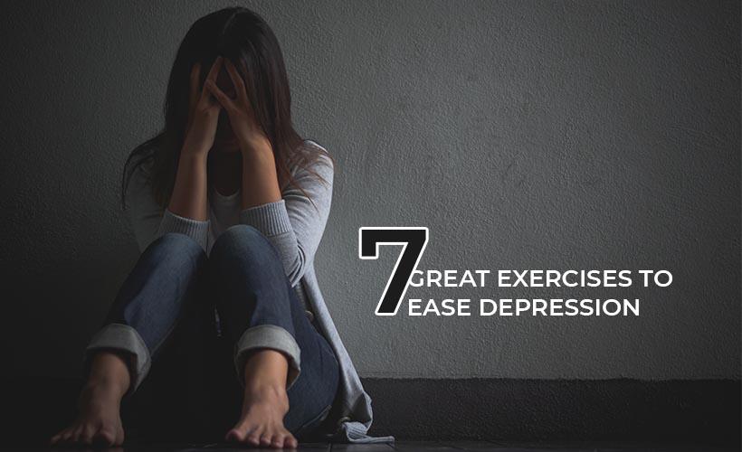 7 Great Exercises to Ease Depression - Nagendra Gadamsetty