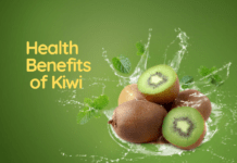 7 Health Benefits of Kiwi
