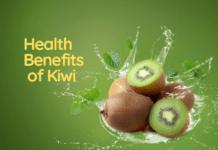 7 Health Benefits of Kiwi