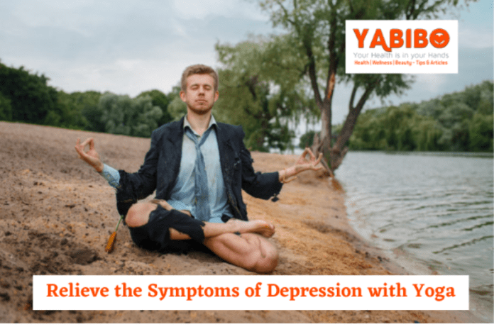 Relieve the Symptoms of Depression with Yoga