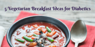 5 Vegetarian Breakfast Ideas for Diabetics