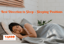 Best Direction to Sleep – Sleeping Positions