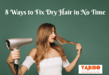 8 Ways to Fix Dry Hair in No Time