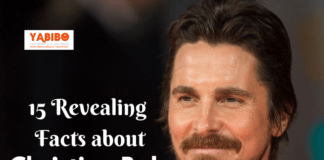 15 Revealing Facts about Christian Bale