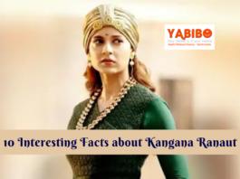 10 Interesting Facts about Kangana Ranaut
