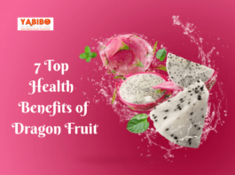 7 Top Health Benefits of Dragon Fruit